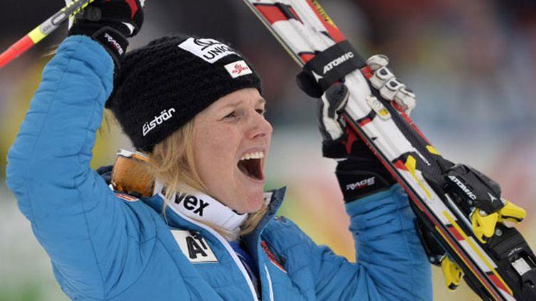 La skieuse autrichienne Marlies Schild