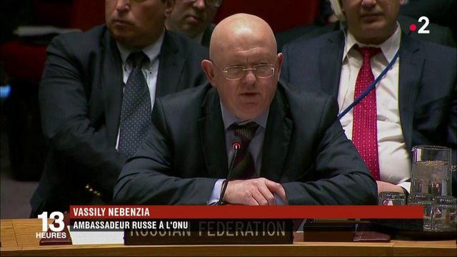 Ex-espion empoisonné : tempête à l'ONU
