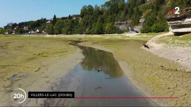 Sécheresse : le Doubs et quatre autres départements en crise