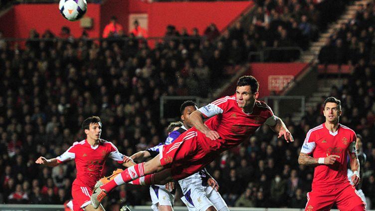 Dejan Lovren efficace avec Southampton (GLYN KIRK / AFP)