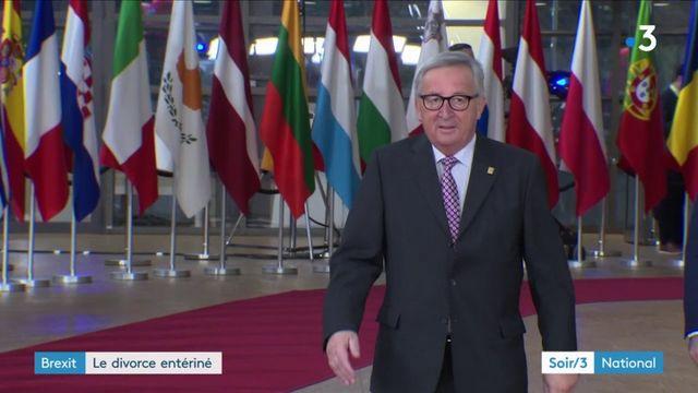 Brexit : l'UE a validé les termes du divorce