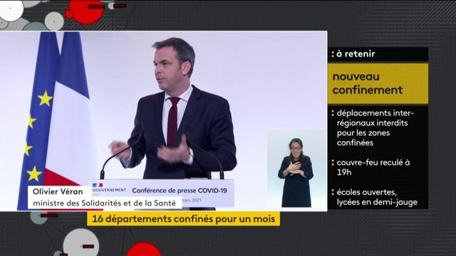 Olivier Véran botte en touche sur le mot