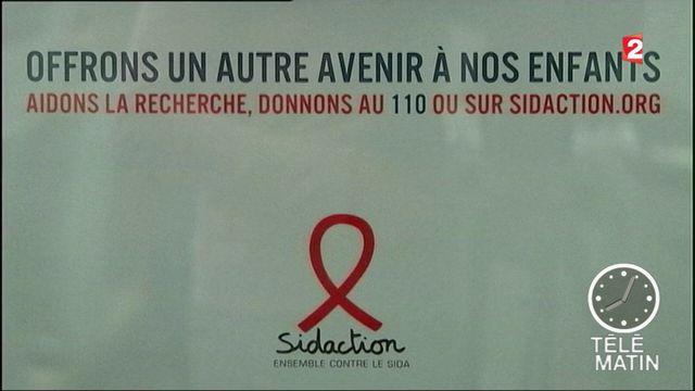 SIDA : la baisse des contaminations n'efface pas l'inquiétude