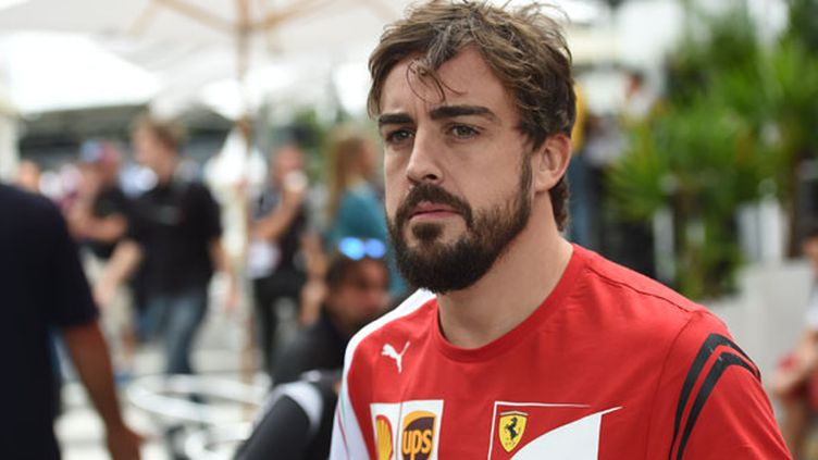 Le pilote espagnol Fernando Alonso