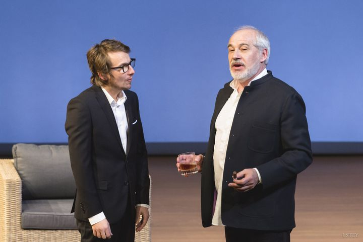 Lorant Deutsch et Jérôme Anger  (J.Stey)