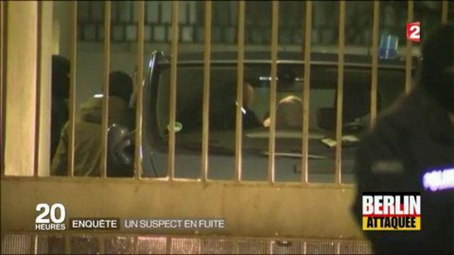Enquête sur l'attaque au camion de Berlin : le terroriste est toujours en fuite