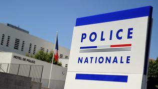 Le commissariat d'Avignon (Vaucluse), en juin 2011. (GERARD JULIEN / AFP)