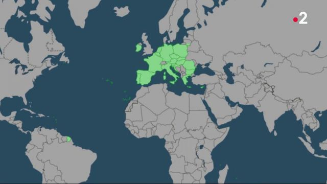 Covid-19 : tour du monde de la pandémie