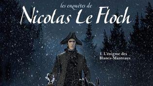 """Les célèbres """"enquêtes de Nicolas Le Floch"""" de Jean-François Parot adaptées pour la première fois en BD.  (culturebox - capture d'écran)"""