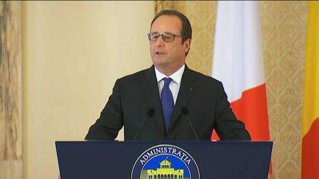 """Alstom : """"Tout sera fait pour que le site de Belfort puisse être pérennisé"""", affirme Hollande"""
