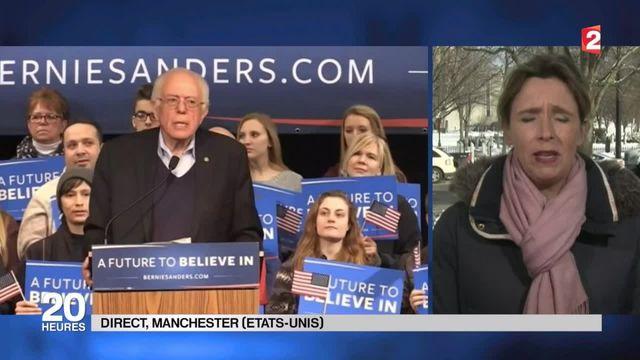 Etats-Unis : le manque de popularité d'Hillary Clinton profite à Bernie Sanders