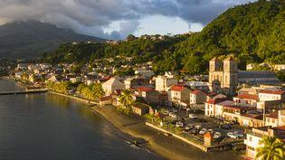 Saint-Pierre, en Martinique. Photo d'illustration. (NISIAN HUGHES / DIGITAL VISION / GETTY IMAGES)