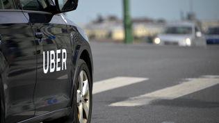 La société Uber France a été condamnée à verser plus de 180 000 euros en dommages et intérêts à plus de 900 chauffeurs de taxi et leur syndicat. (MAXPPP)