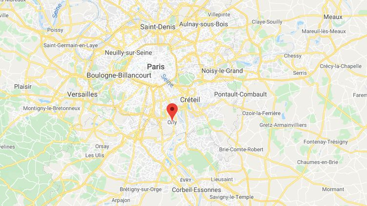 Orly (Val-de-Marne). (FRANCEINFO / RADIO FRANCE)