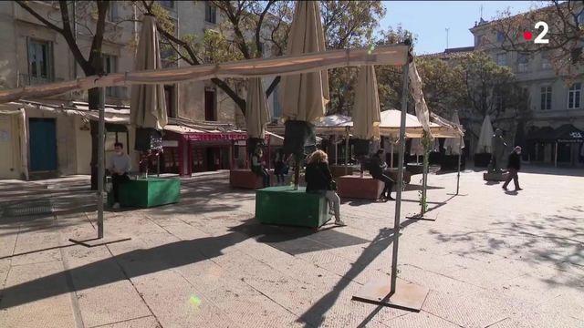 Déconfinement : les restaurateurs et cafetiers impatients d'ouvrir leurs terrasses
