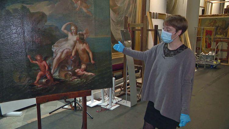 Le musée des Beaux-Arts de Tours vient d'acquérir quatre nouveaux tableaux (France 3 Nouvelle Aquitaine)
