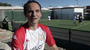 Grégoire Akcelrod, l'homme qui a voulu arnaquer le monde du football professionnel. (CAPTURE ECRAN FRANCE 3)