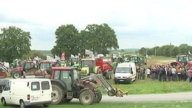 Les agriculteurs rentrent déçus de la manifestation parisienne
