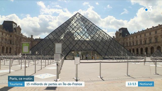Tourisme : la région Ile-de-France à l'agonie, Valérie Pécresse demande un plan d'urgence de dix milliards d'euros