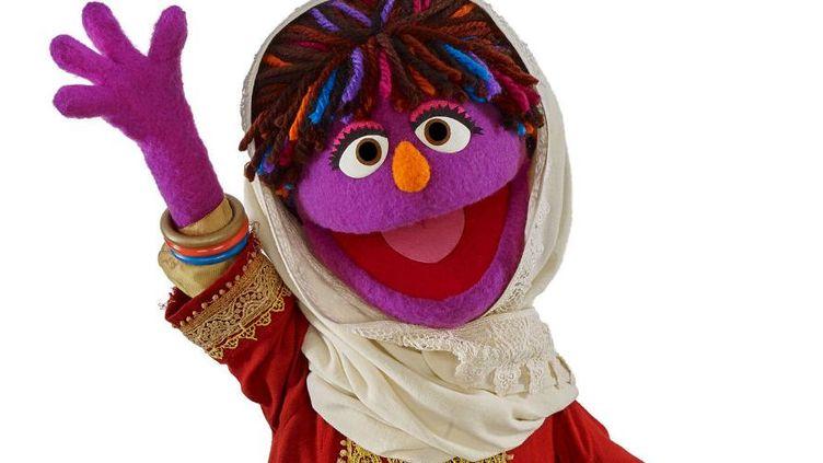 "Zari, la marionette du ""Sesame street"" en Afghanistan (Reuters)"