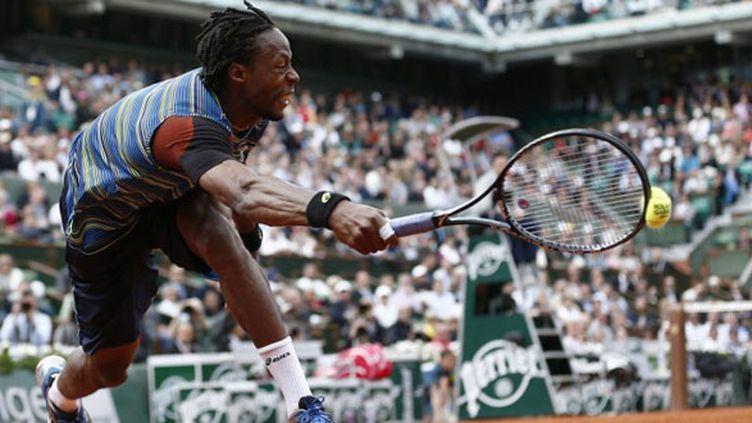 Monfils s'arrache (THOMAS COEX / AFP)