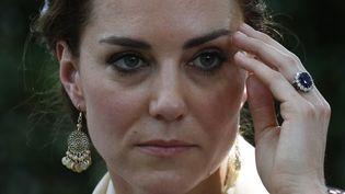Catherine Middleton, duchesse de Cambridge. (ADNAN ABIDI / POOL)