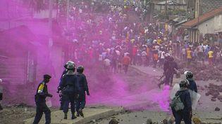 La RDC est plongée dans une grave crise politique liée au maintien au pouvoir du président Kabila, dont le mandat a expiré depuis fin décembre 2016. (MUSTAFA MULOPWE / AFP)