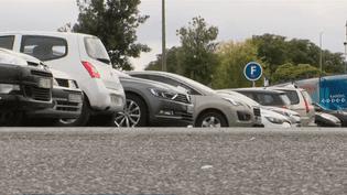 Un père de famille de 43 ans est mort à la suite d'une altercation à cause d'une place de parking de supermarché dans la région de Tours (Indre-et-Loire). (FRANCE 3)