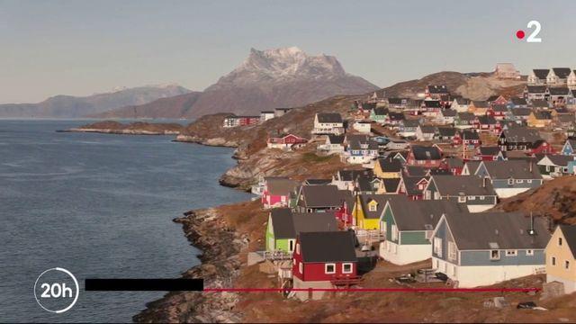 Groenland : pêcheurs et agriculteurs se félicitent du réchauffement climatique