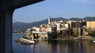 La ville de Bastia en Corse, le 1er juin 2020. (PASCAL POCHARD-CASABIANCA / AFP)