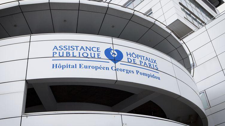 Hôpital Georges Pompidou à Paris, le 31 juillet 2014. (image d'illustration) (IMAGE POINT FR / AFP)