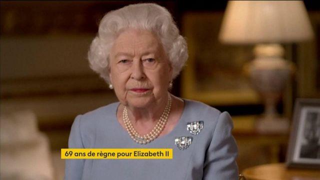 Royaume-Uni : Elizabeth II a célébré ses 69 ans de règne