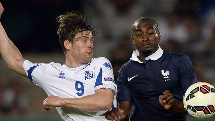 Dimitri Foulquier (équipe de France Espoirs) (FRANCK FIFE / AFP)