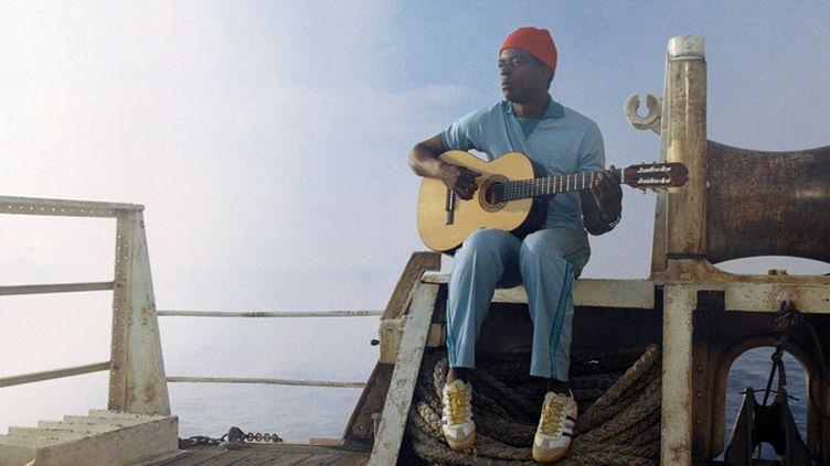 """Seu Jorge dans """"La Vie aquatique"""" (2004)  (Philippe Antonello / Kobal / The Picture Desk / AFP)"""