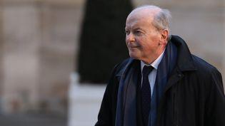 Le Défenseur des droits Jacques Toubon, le 30 janvier 2018. (LUDOVIC MARIN / AFP)