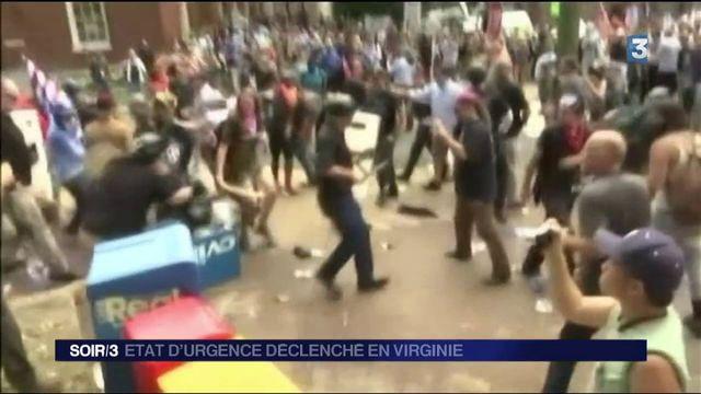 États-Unis : l'état d'urgence déclenché en Virginie