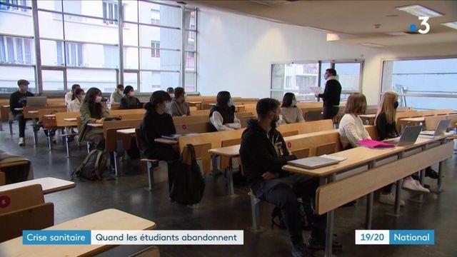 Education : les étudiants en plein flou pour la poursuite de leurs études