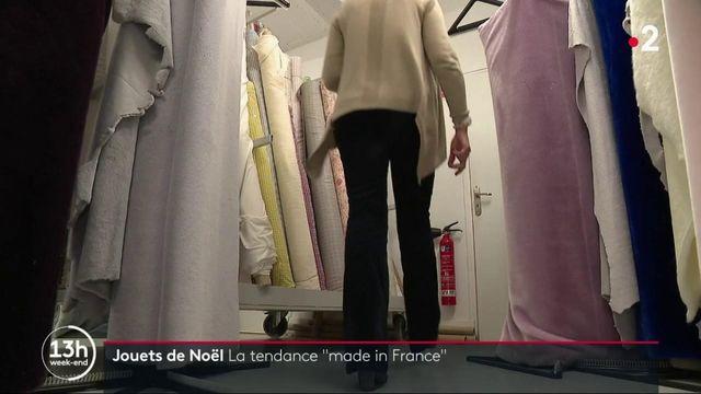 """Noël : la tendance des jouets """"made in France"""""""