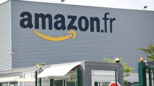 Un entrepôt d'Amazon, situé à Montélimar. (CITIZENSIDE/CHRISTOPHE ESTASSY / CITIZENSIDE)