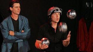 Duett Complett, un duo virtuose de jongleurs venus d'Allemagne  (DR)
