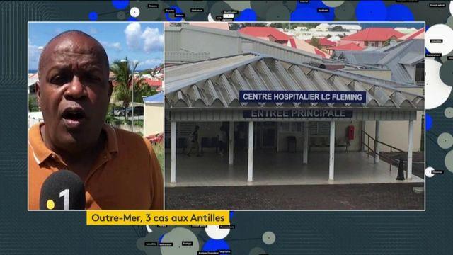 Coronavirus : premiers cas aux Antilles