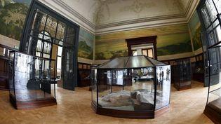 Musée de l'Afrique à Tervuren  (ERIC LALMAND / BELGA MAG / BELGA / AFP)
