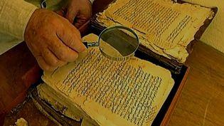 Manuscrit de Tombouctou  (FranceO/culturebox)