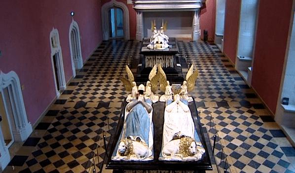 Les tombeaux des Ducs de Bourgogne  (France 3)