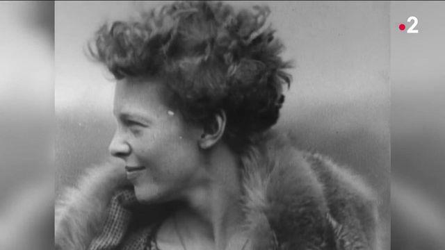 Portrait : Amélia Earhart, une pilote entrée dans la légende