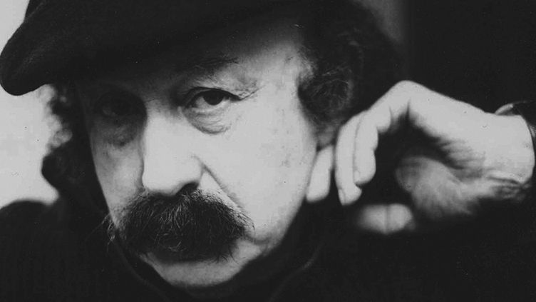 L'écrivain Edgar Hisenrath  (Le Tripode)