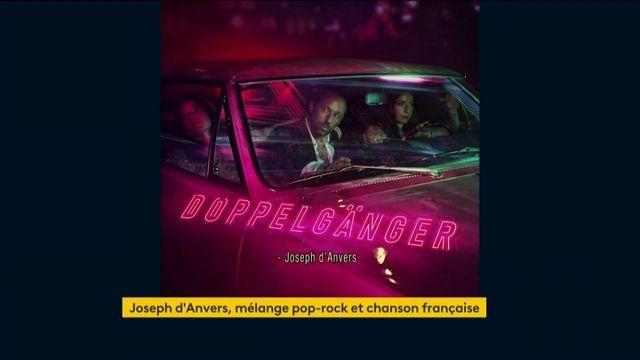 Musique : artiste multifacette, Joseph d'Anvers sort un nouvel album