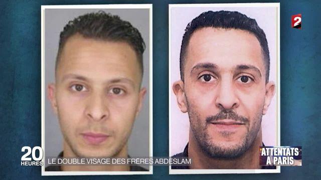 Attentats à Paris : le double visage des frères Abdeslam