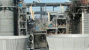 Explosion à la centrale de Kleen Energy à Middletown (Connecticut) (France 2)
