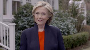 Hillary Clinton se déclare candidate à présidentielle américaine de 2016 dans une vidéo diffusée sur internet, le 12 avril 2015. (HILLARY CLINTON / YOUTUBE)